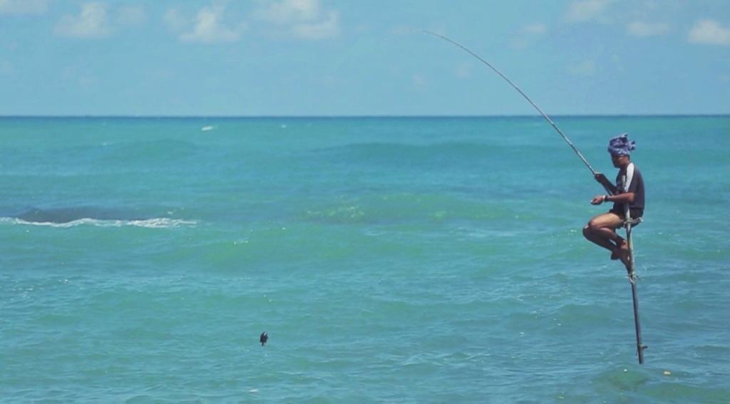 stiltfishing