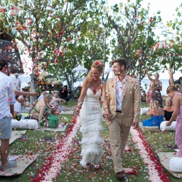 A Wedding in Bali